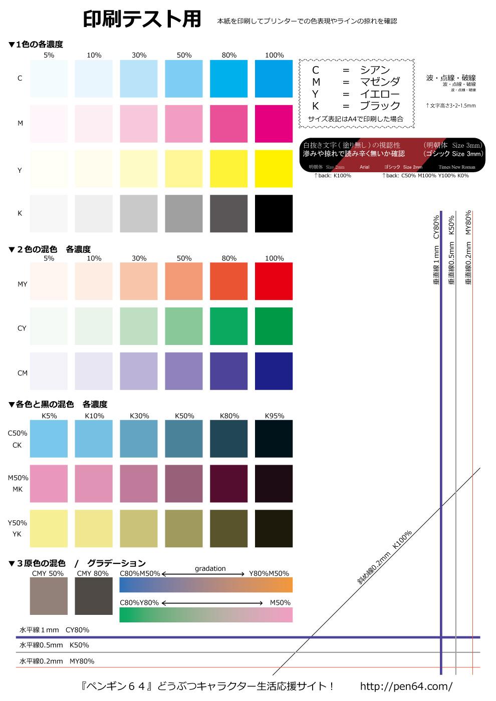 pdf テスト用 文字 画像 filetype pdf